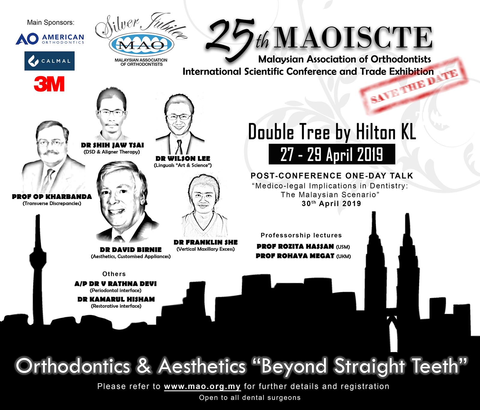 Latest events by Malaysian Association of Orthodontists